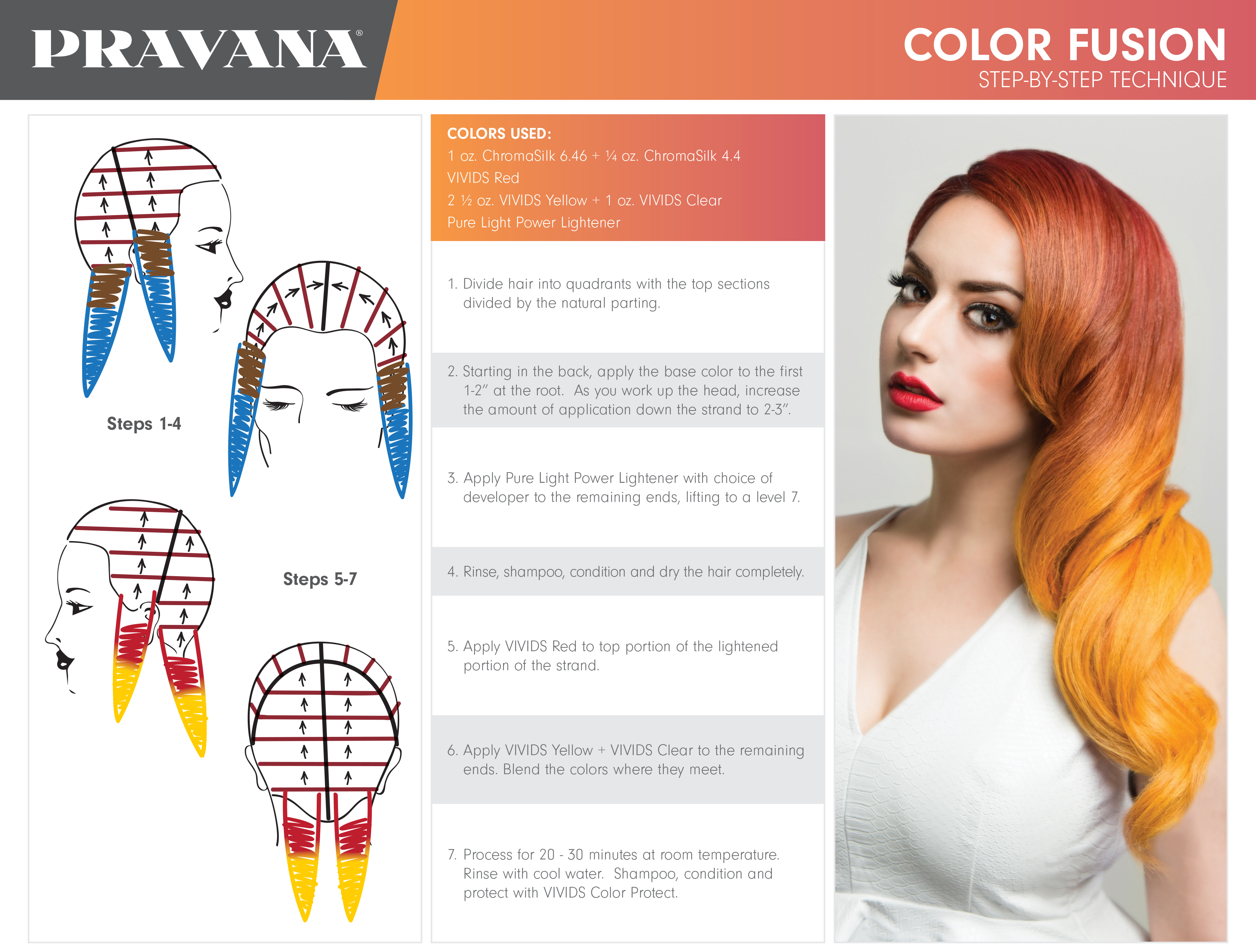 pravana hair color hair care products for the foto cantik